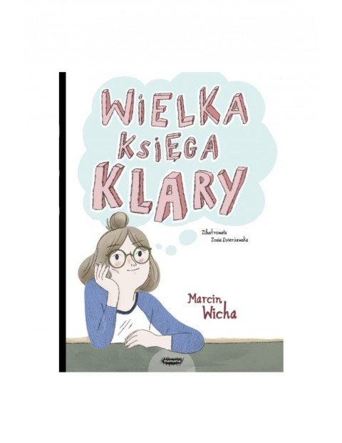 Wielka księga Klary-Marcin Wicha