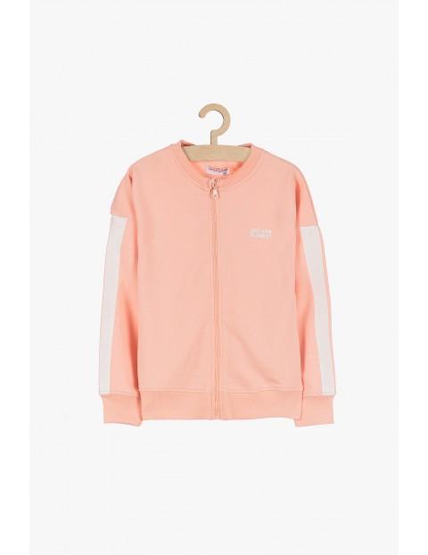 Sportowa bluza dresowa dla dziewczynki