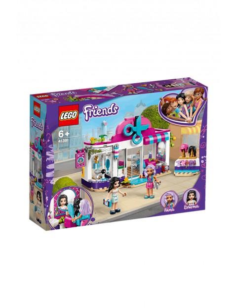 Lego Friends 41391 - Salon fryzjer Heartlake - 235 elementów wiek 6+