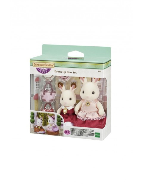Sylvanian Families dwa króliki