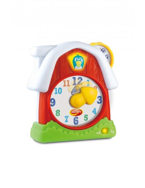 Mój pierwszy zegar Dumel