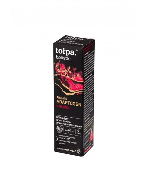 tTłpa holistic Liftingujący krem-maska przeciwzmarszczkowy na noc 40 ml