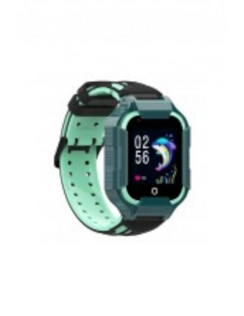 Smartwatch Garett Kids Neon 4G - zielony