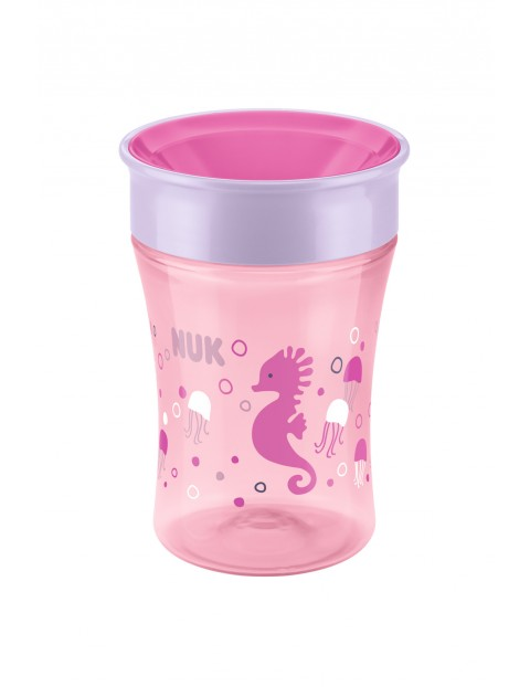 Kubek Magic Cup 230ml NUK 8msc+