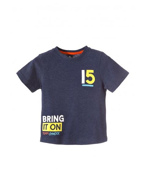 T-shirt chłopięcy 1I3417
