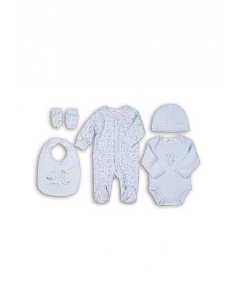 Wyprawka dla niemowlaka 6szt