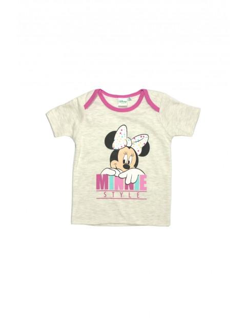 T-shirt niemowlęcy Myszka Minnie