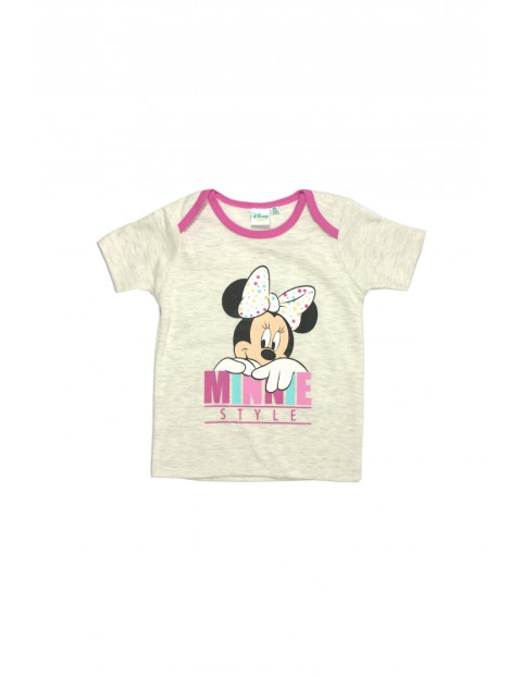 T-shirt niemowlęcy Myszka Minnie 5I34BQ