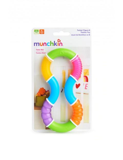 Grzechotka ósemka Munchkin 6msc+