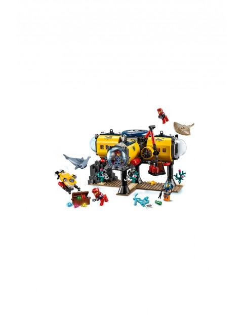 LEGO® City Baza badaczy oceanu (60265) wiek 6+