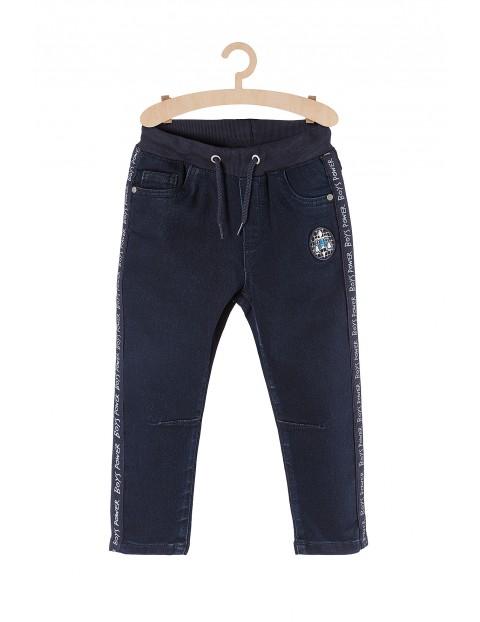 Spodnie chłopięce jeansowe Boys Power