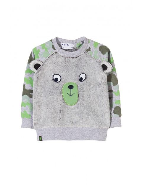 Bluza polarowa dla niemowlaka 5G3503
