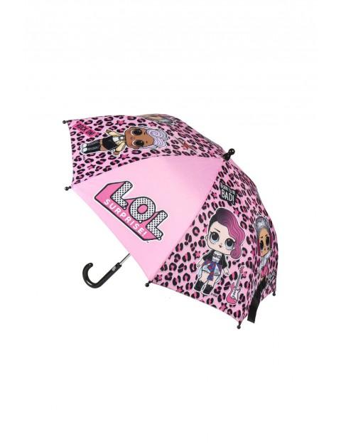 LOL Surprise- kolorowa parasolka dla dziewczynki