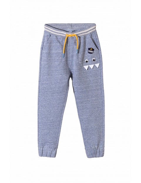 Spodnie dresowe chłopięce 1M3419