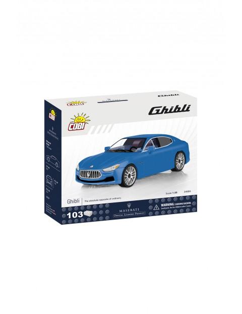Klocki COBI Maserati Ghibli 103el