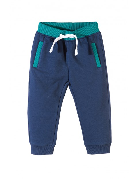 Spodnie dresowe chłopięce 1M3530