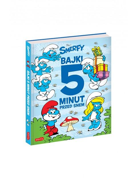 Smerfy. Bajki 5 Minut Przed Snem - książka dla dzieci