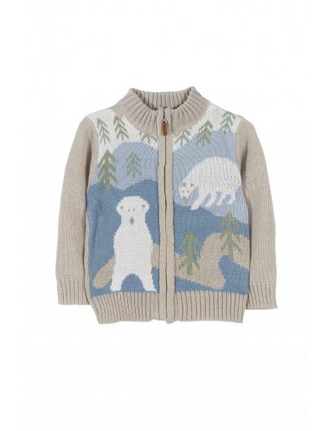 Sweter chłopięcy 1C3104