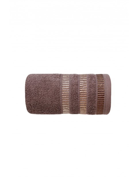 Ręcznik SAGITTA czekoladowe 30X50cm 2pak