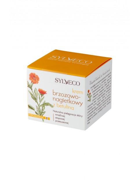 Krem brzozowo-nagietkowy z betuliną Sylveco 50 ml