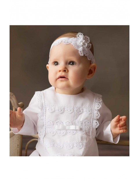 Sukienka niemowlęca do chrztu- Wiktoria