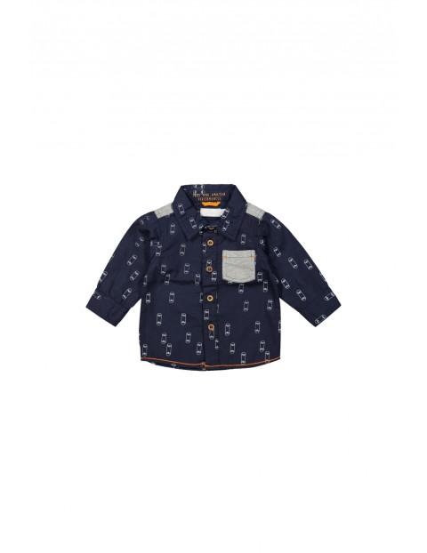 Koszula chłopięca 1F35BL