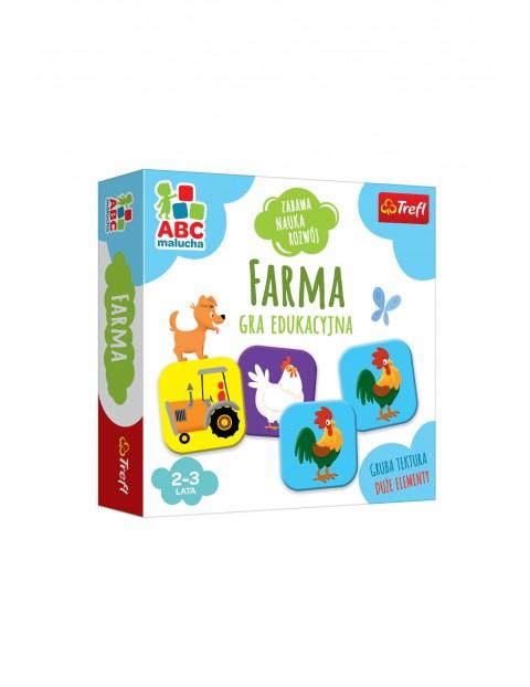 Gra Farma/ABC Malucha 2-3lata