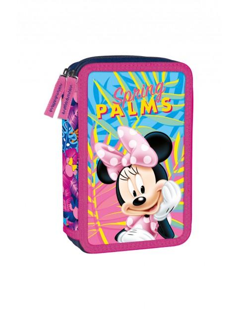 Piórnik szkolny dla dziewczynki Myszka Minnie