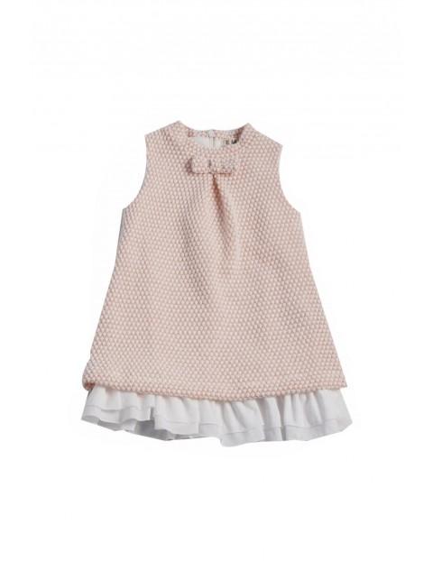 Sukienka dziewczęca 3K35B6