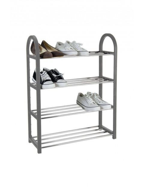 Stojak piętrowy na buty - 4 poziomy
