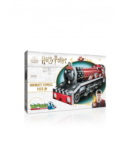Wrebbit 3D puzzle Harry Potter Hogward Express Mini 155 elementów