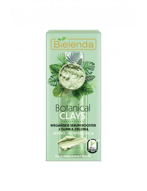 BOTANICAL CLAYS Wegańskie serum booster z glinką zieloną Bielenda - 30 ml