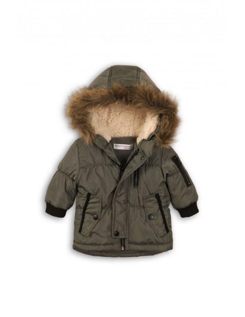 Kurtka niemowlęca na zimę