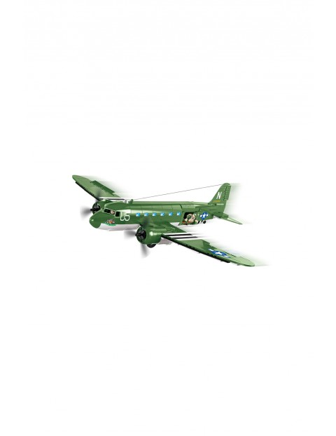Klocki Cobi Small Army Douglas C-47 Skytrain (Dakota) 552el