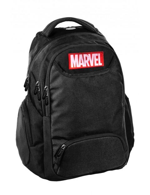 Plecak szkolny Marvel- czarny