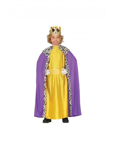Strój Karnawałowy Król 3-6 lat