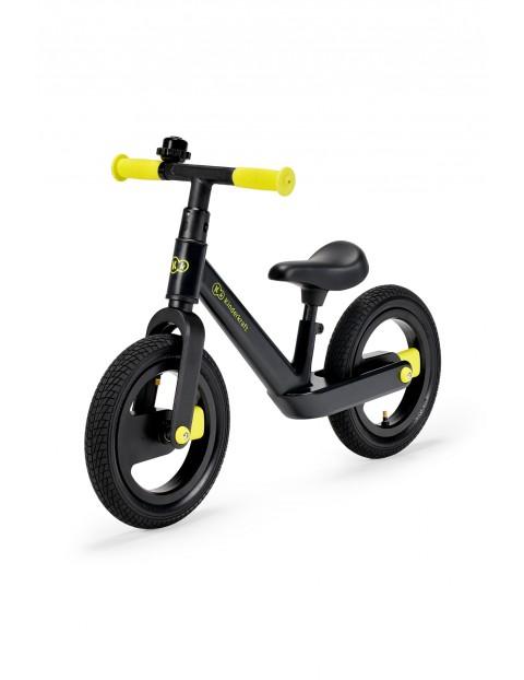 Kinderkraft rowerek biegowy GOSWIFT - czarny wiek 3+