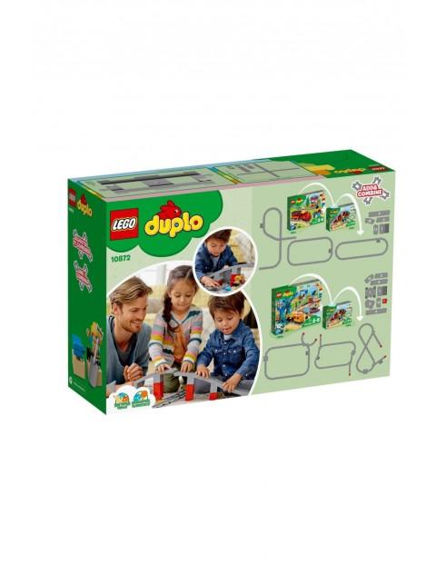 Lego  Duplo  - Tory kolejowe z wiaduktem - 26 el wiek 2+