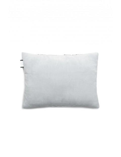 Poduszka w pieski dla dzieci bawełna/welur 30x40cm