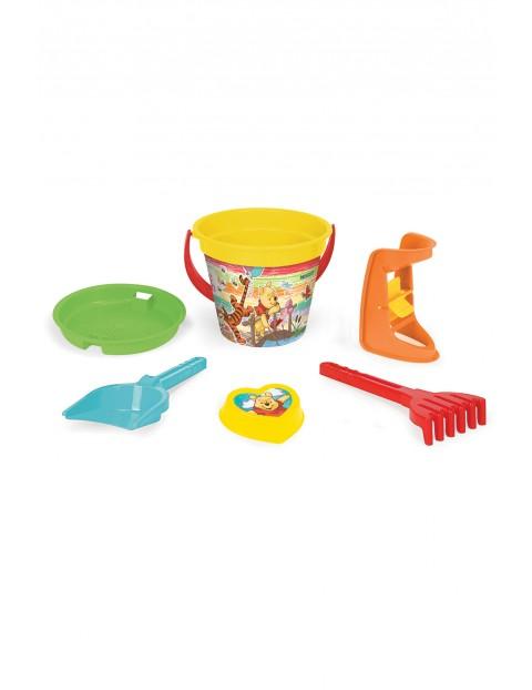 Winnie the Pooh komplet do piasku 6 elementów - 23,5x35,5x21,5 cm