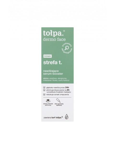 Tołpa dermo face strefa t Nawilżające serum-booster 75 ml