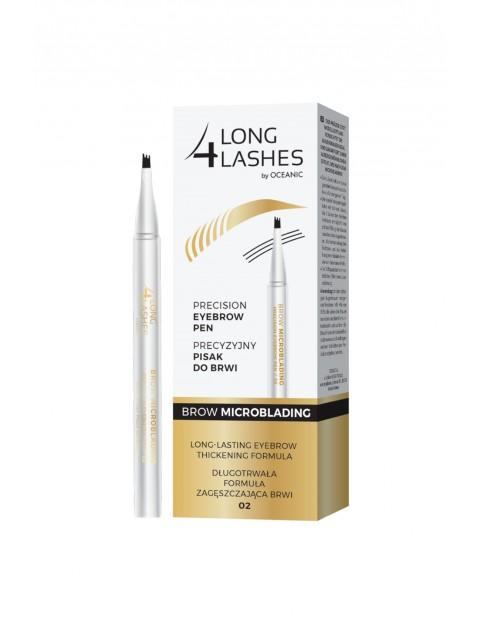 Long4Lashes Brow Microblading precyzyjny pisak do brwi 02 1,1 ml