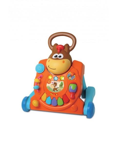 Zabawka dla dziecka Pchacz 3w1 konik 6msc+