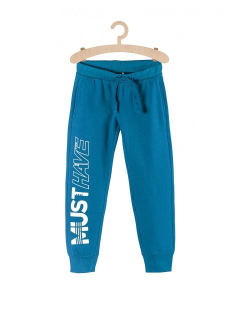 Spodnie chłopięce dresowe- Must Have