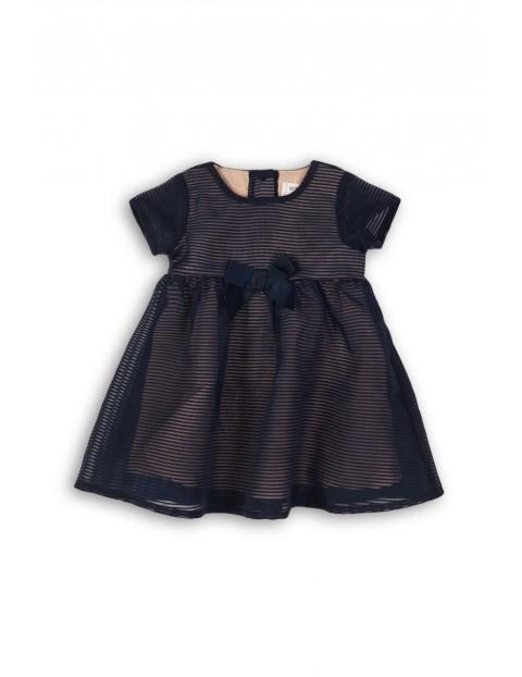 Elegancka sukienka dla niemowlaka