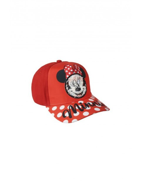 Czapka Myszka Minnie r54