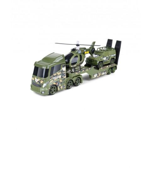 Flota miejska - pojazdy militarne 3pak- światło i dźwięk