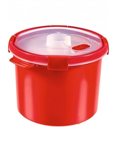 Pojemnik MICRO WAVE Curver czerwony - 22x22x17cm
