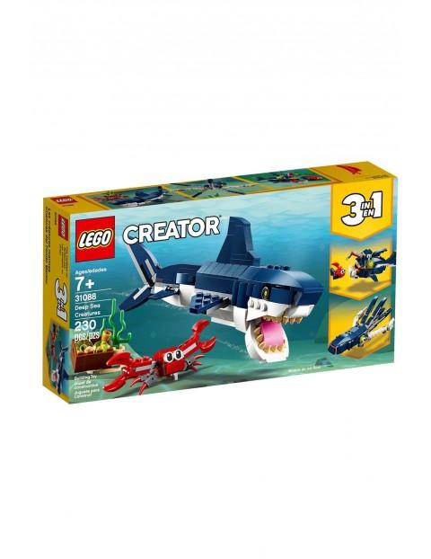 Lego Creator - Morskie stworzenia 3w1- 230 elementów wiek 7+