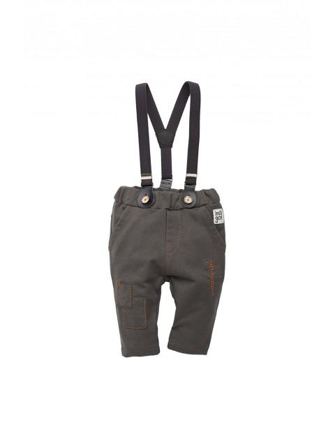 Spodnie z szelkami Old Cars 5L36A4
